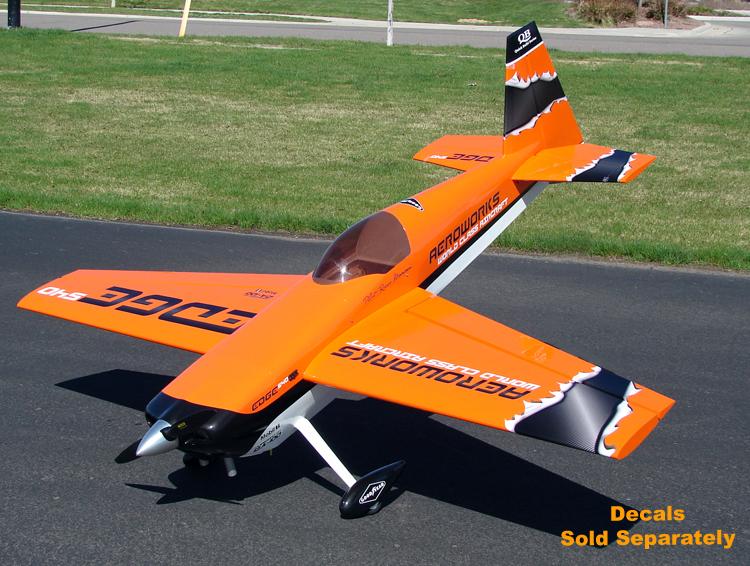 Aeroworks 100cc Edge 540