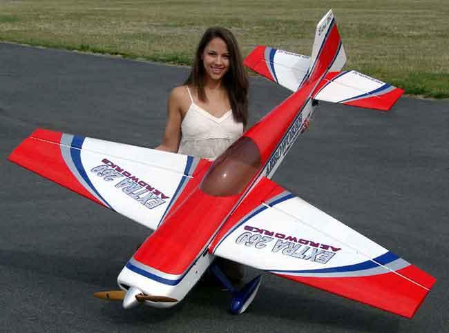 Aeroworks 50cc Extra 260